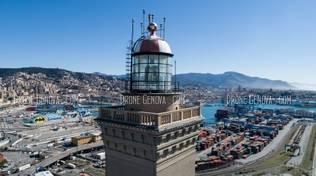 Lanterna, il video mozzafiato di Drone Genova per gli 890 anni del faro genovese
