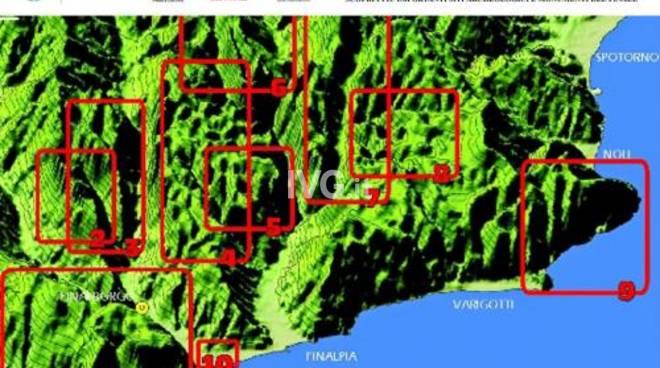 Archeotrekkin - San Bernardino, Arma della Moretta e Bric Pianarella
