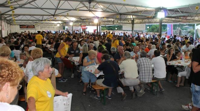 EcoFesta Sociale 2018: la grande SAGRA by Croce Oro Sciarborasca