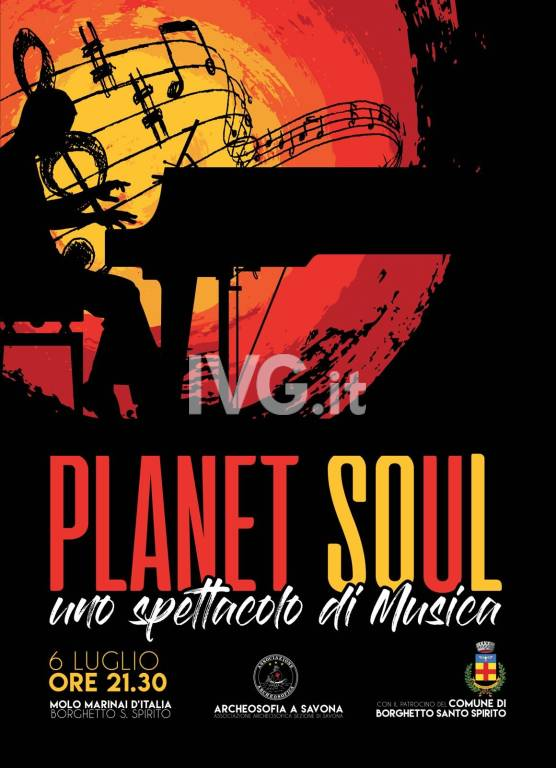 PLANET SOUL Alessandro Pelagatti LIVE