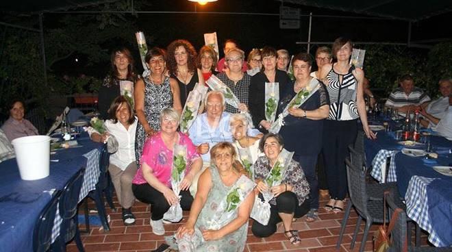 Dopo vent\'anni i militi della Croce Bianca di Albenga si ritrovano