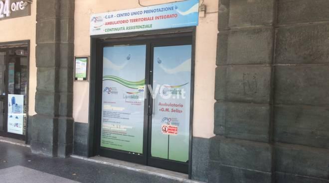 centro salute savona ambulatorio piazza del popolo cupa