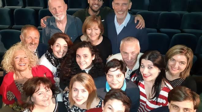 Allievi corso orientamento teatro