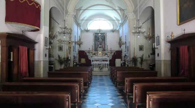 Chiesa Santi Pietro e Paolo Ferrania