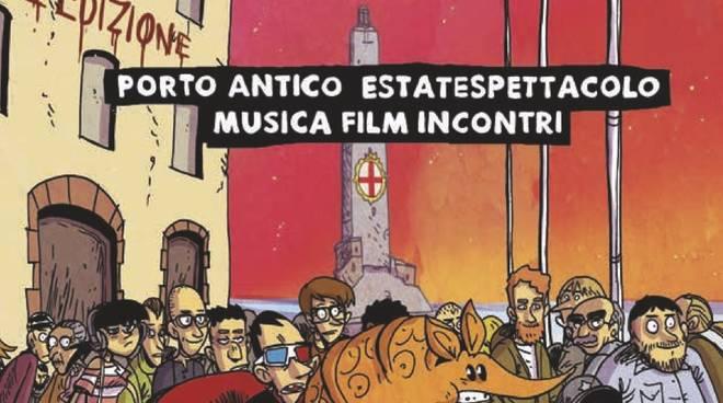Cine&Comic Fest 2018 Porto Antico Genova