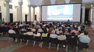 cinema all'aperto palazzo ducale