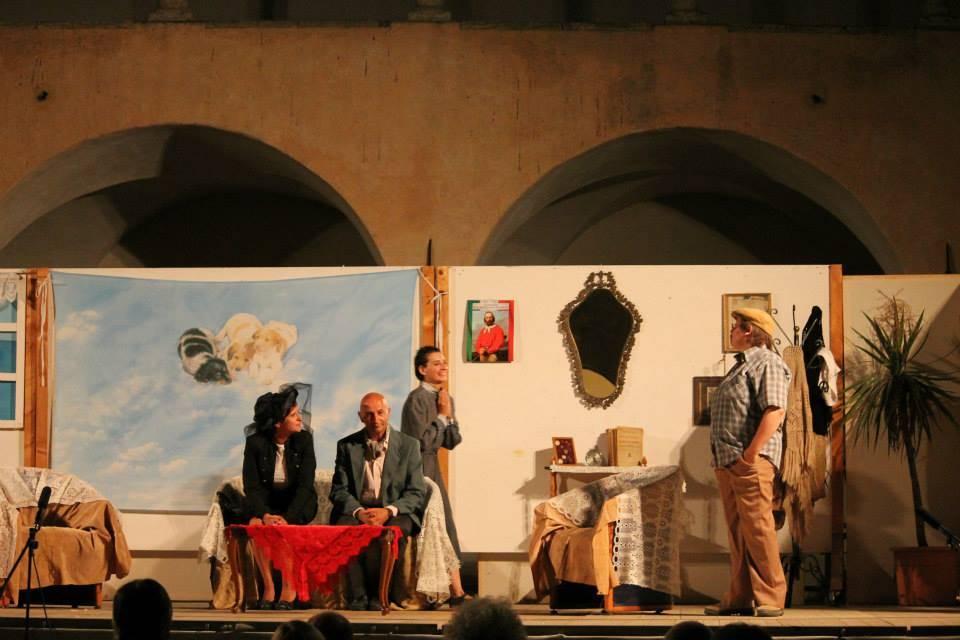 Compagnia Teatrale I belli che andêti Borgio Verezzi