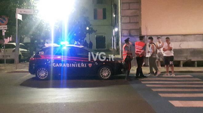 controlli carabinieri albenga e alassio