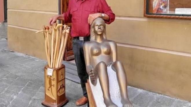 Corrado Cacciaguerra scultore