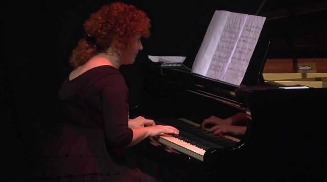 Diana Lopszyc pianista