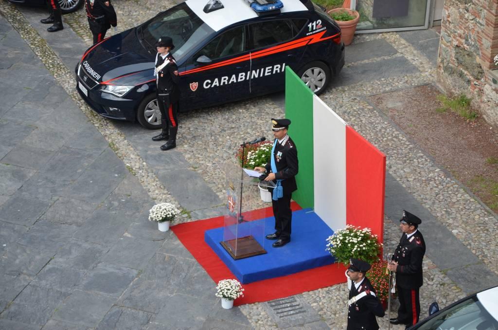 festa carabinieri anniversario priamar