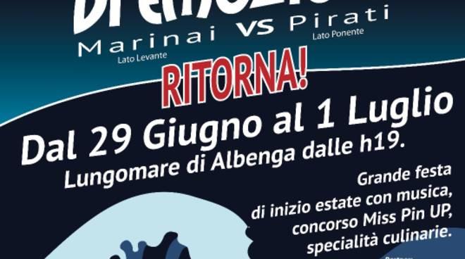 Festa Marinai vs Pirati Albenga