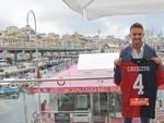 Il Genoa presenta Mimmo Criscito