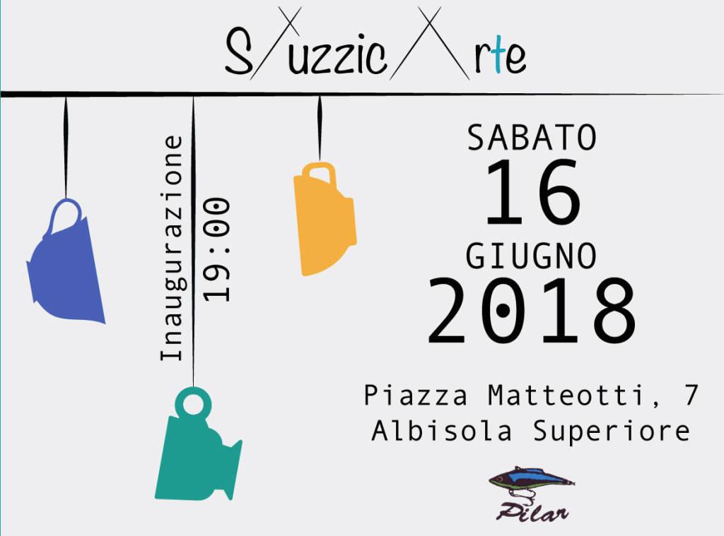 """Inaugurazione progetto """"StuzzicArte"""" Bar Pilar Albisola Superiore"""