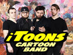 itoons cartoon band