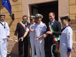 La nuova sede staccata della capitaneria di porto di Laigueglia
