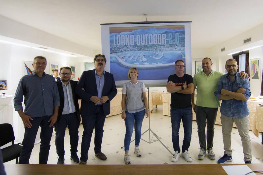 La presentazione di Loano Outdoor 2.0