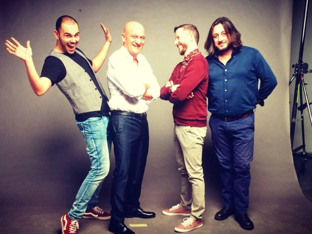 La splendida avventura del cabarettista Mirko Darar