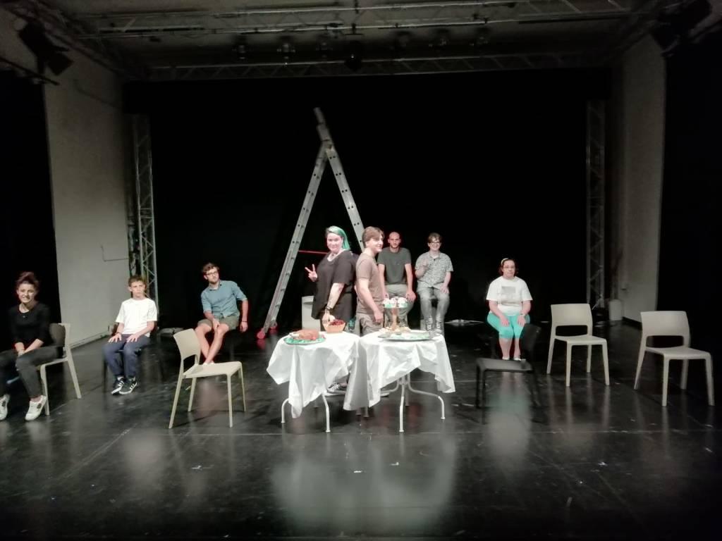 """""""Le Nozze"""" laboratorio teatrale """"è normale"""" YEPP Albenga"""