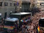 Liguria Pride - Allerta Rainbow 2018