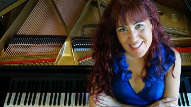 Lilia Salsano pianista