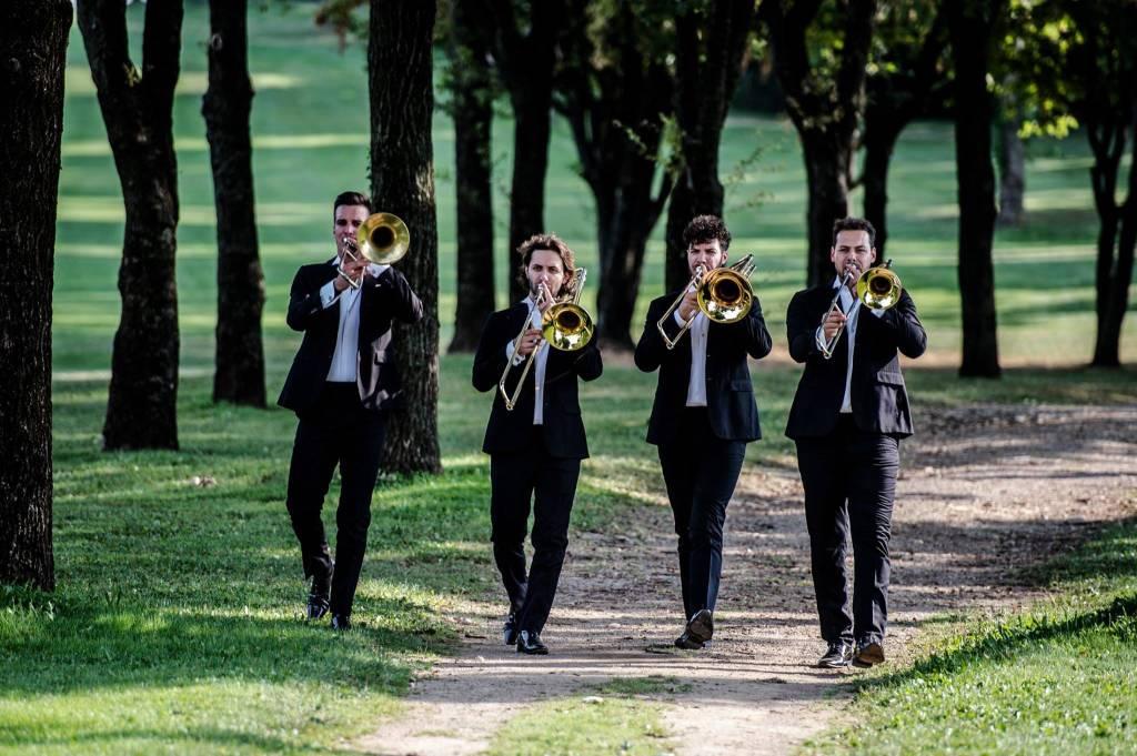 Mascoulisse Quartet gruppo musicale