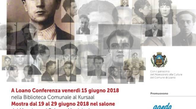 """Mostra """"Adelmo e gli altri"""" omosessuali fascismo"""