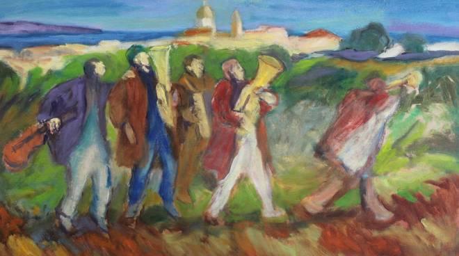 "Mostra d'Arte ""#LuigiCaldanzano"" Albissola Marina"
