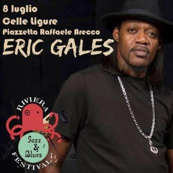 "Mr. Eric Gales ""BOOM! Celle Blues Festival 2018"""