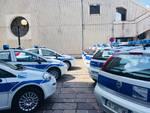 nuove auto per la polizia locale