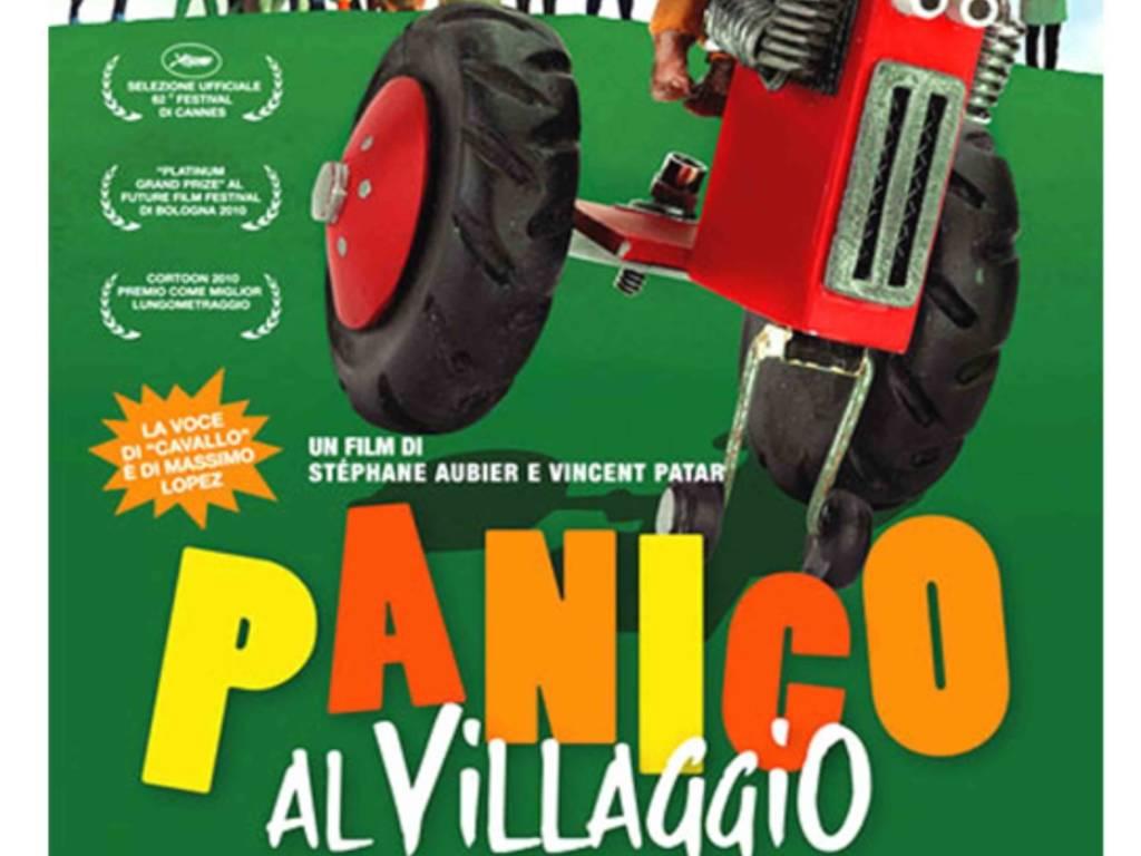 """""""Panico al villaggio"""" film Pellicole 2018"""