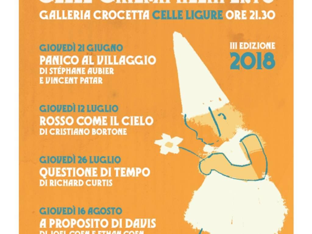 Rassegna cinema Pellicole 2018