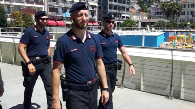 periferie sicure carabinieri alassio