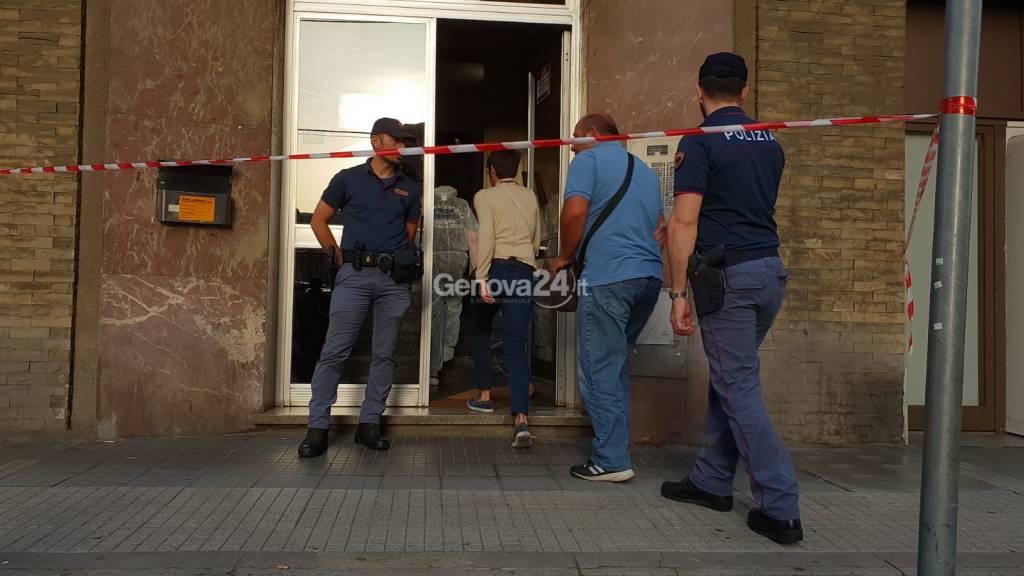 poliziotto uccide ecuadoriano borzoli