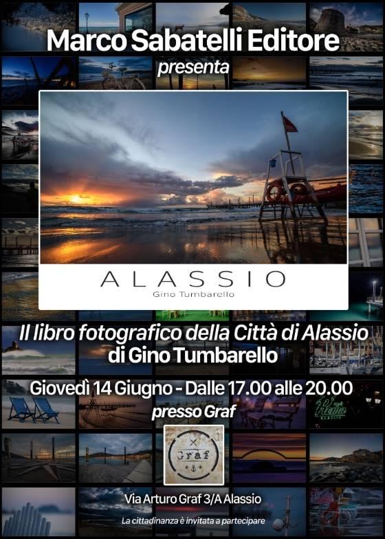 """Presentazione libro fotografico """"Alassio"""""""
