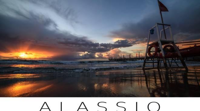 """Libro fotografico """"Alassio"""""""