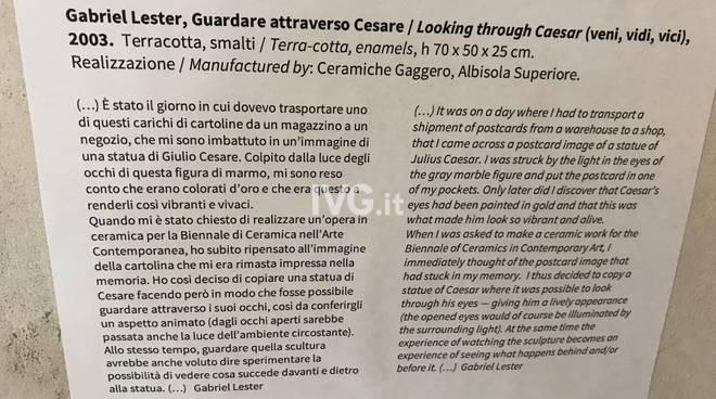Il Borghetto Della Ceramica Roma.Notizie Di Museo Della Ceramica Il Vostro Giornale