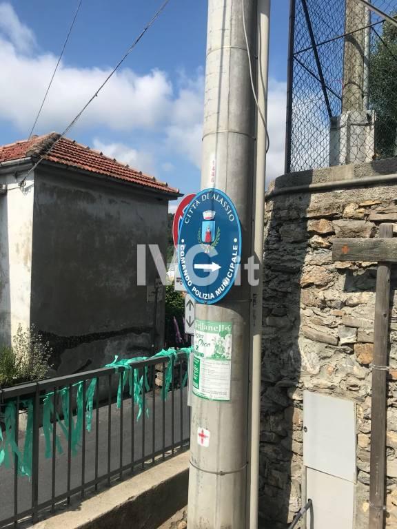 Presidio polizia municipale Moglio Alassio