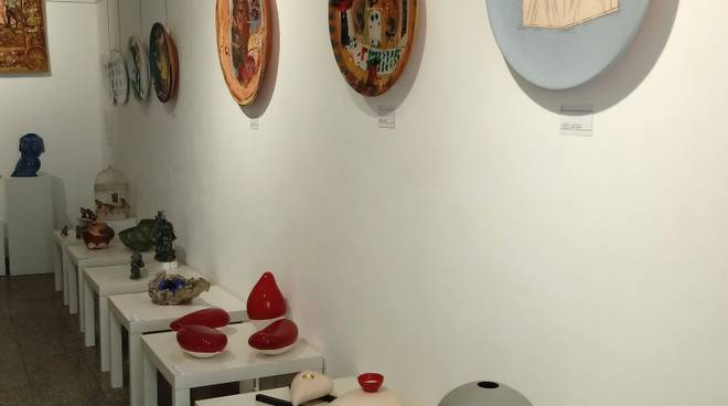 "Rassegna d'arte ""Kéramos - Una passeggiata nella ceramica"""