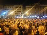 Rhapsody of Fire in piazza Matteotti