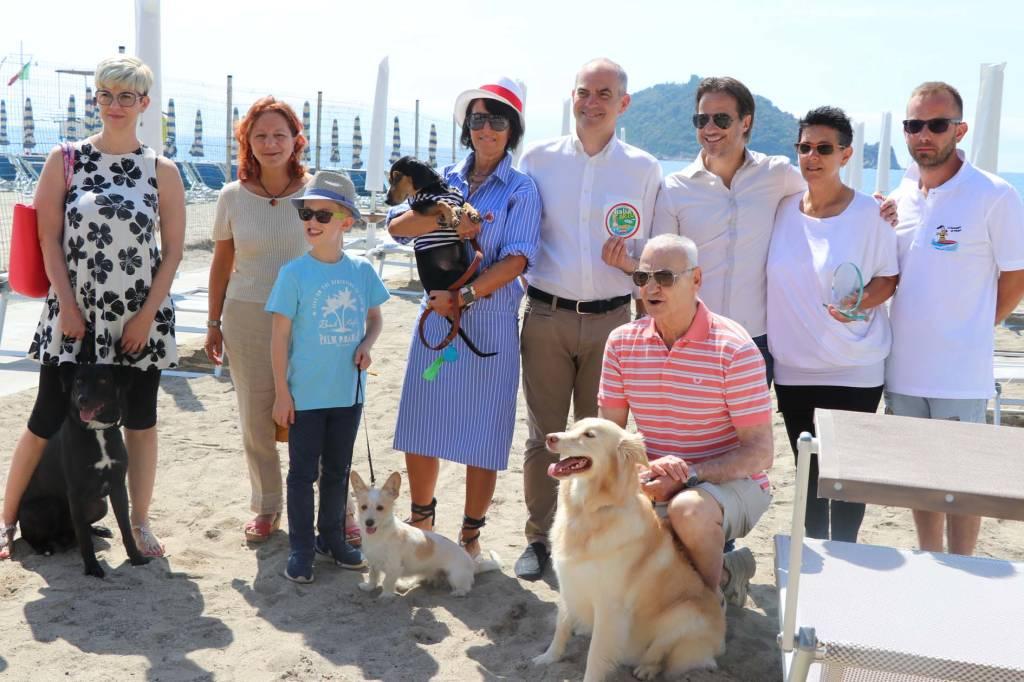 spiaggia cani albenga
