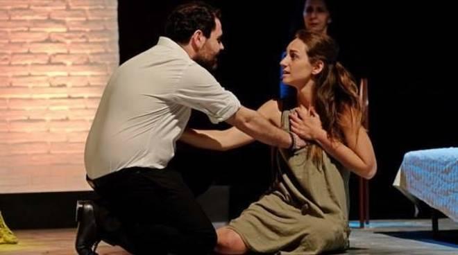 Tango spettacolo Corte dei Folli