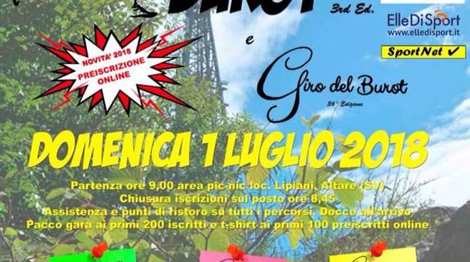 Festa Ad Altare Per Il Giro Del Burot Domenica Il Trail
