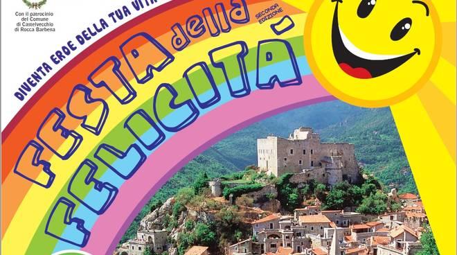 Festa Felicità Castelvecchio 2018