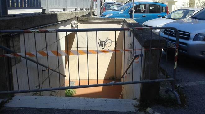 Sottopasso Spotorno Circonvallazione