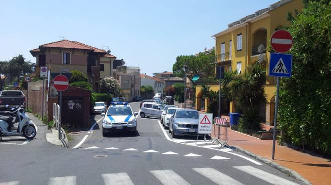 Via Peschiere Loano
