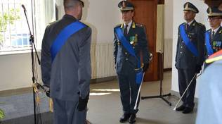 Guardia Finanza Savona 244 anni