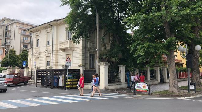 Villetta ex Fondazione XXV Aprile Albenga