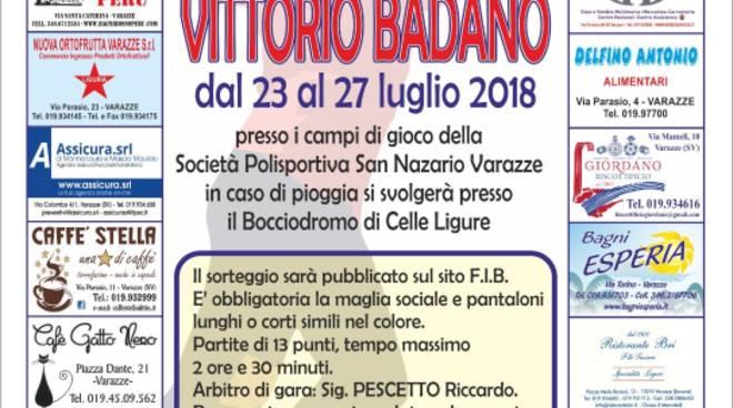 """5° Trofeo """"Vittorio Badano"""""""