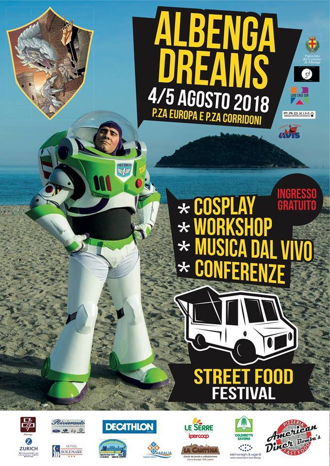 Albenga Dreams 2018